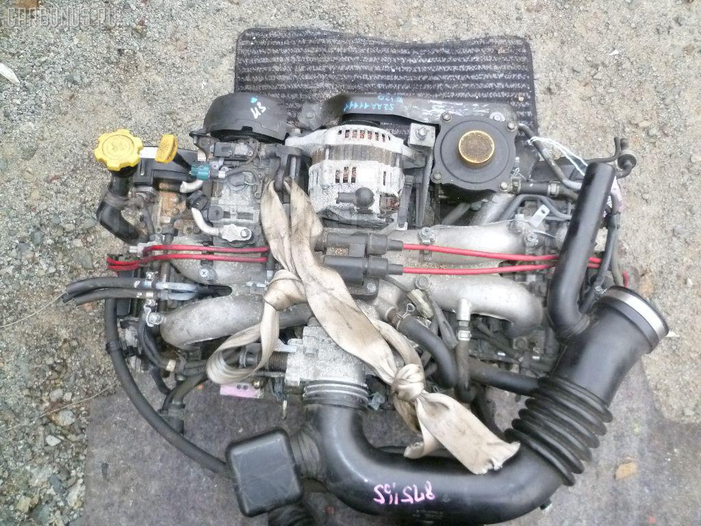 Двигатель SUBARU LEGACY WAGON BG5 EJ20D. Фото 9