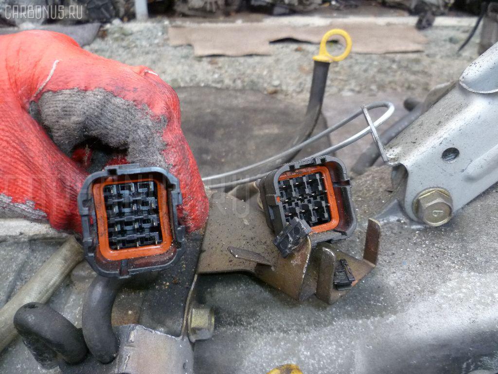 КПП автоматическая SUBARU LEGACY WAGON BG5 EJ20. Фото 2