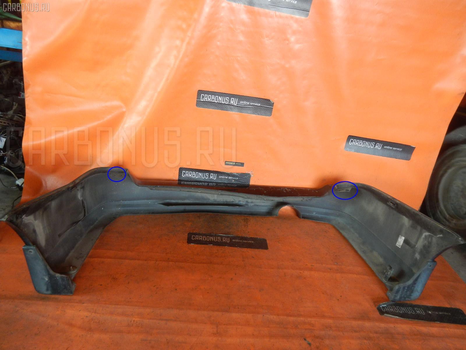 Бампер SUBARU LEGACY WAGON BG5. Фото 5