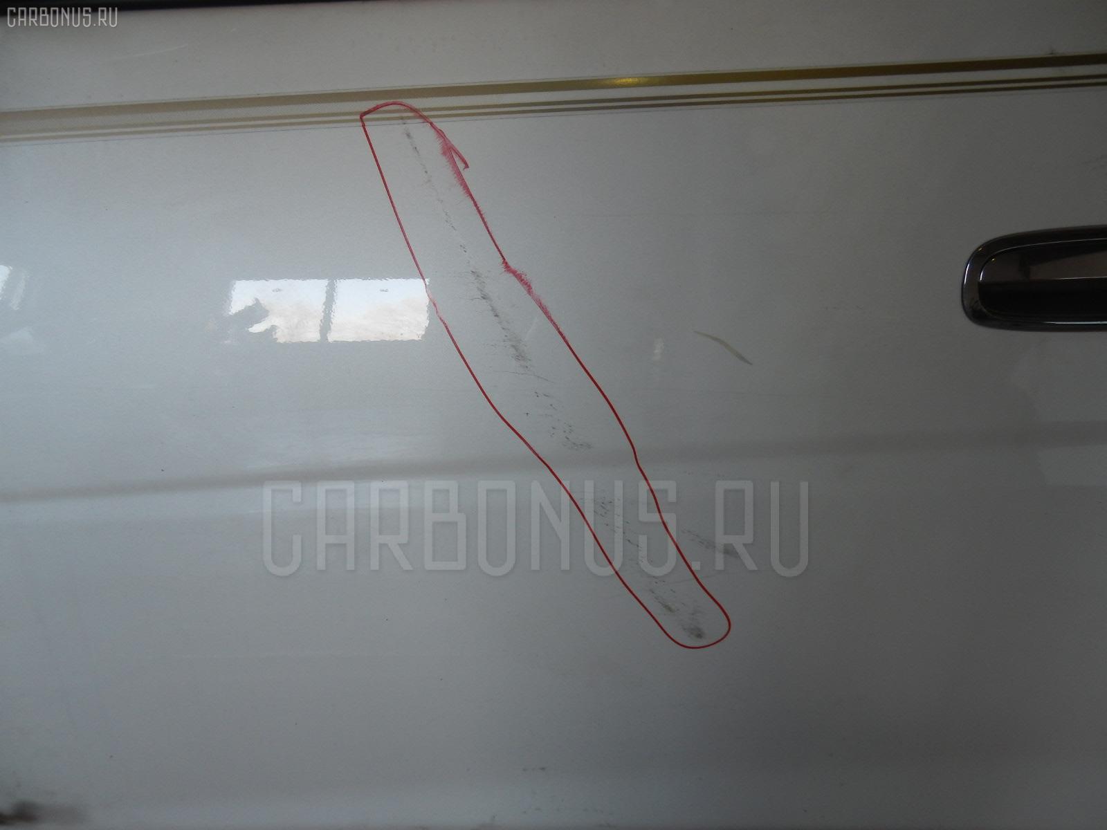 Дверь боковая TOYOTA GAIA SXM10G. Фото 4