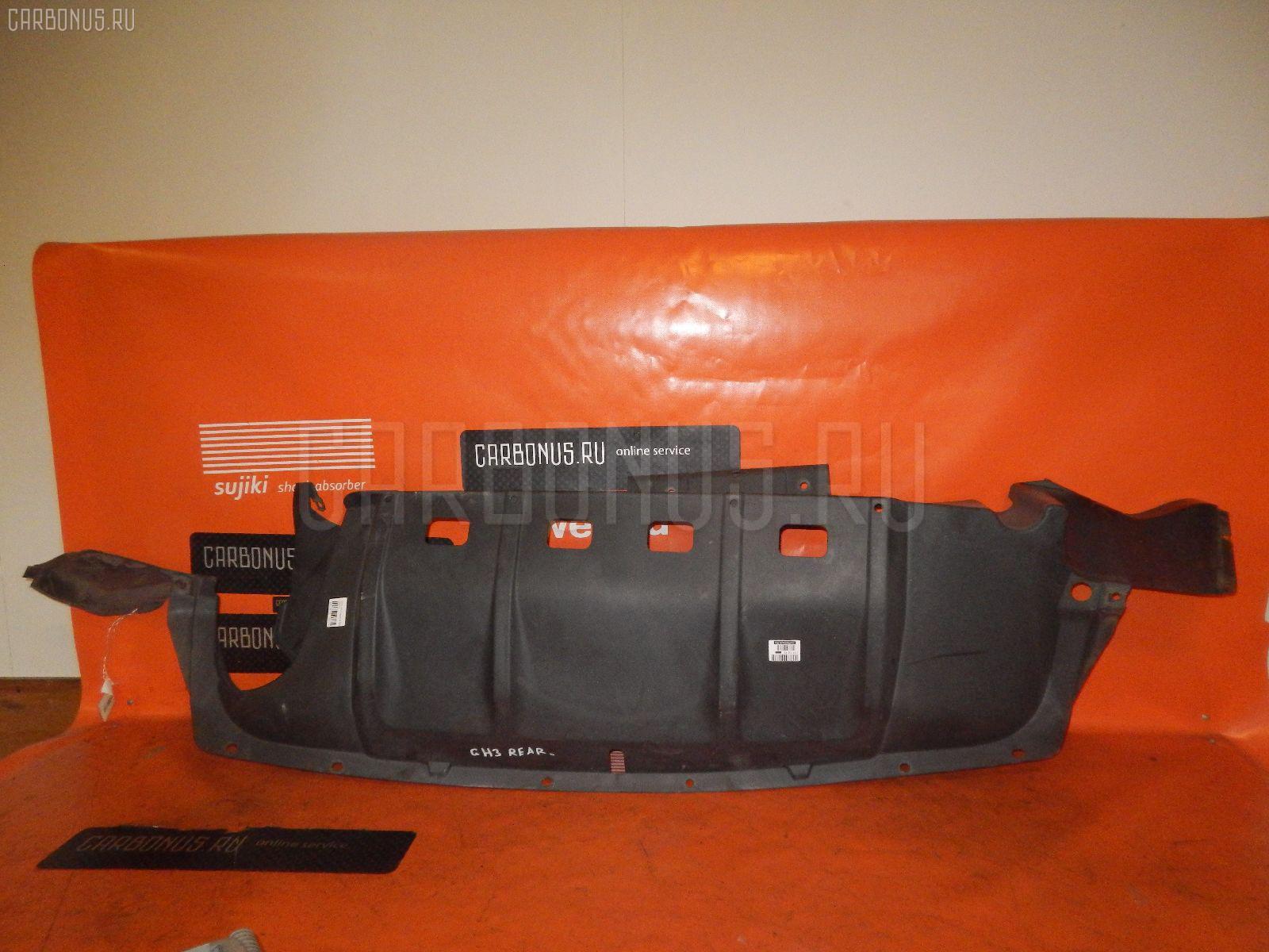 Защита бампера HONDA HR-V GH3. Фото 4