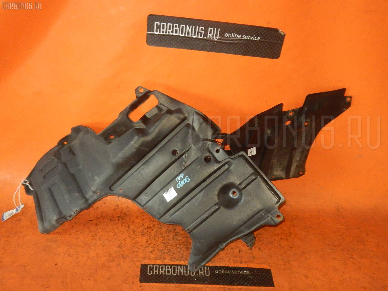 Защита двигателя TOYOTA GAIA SXM10G 3S-FE. Фото 4