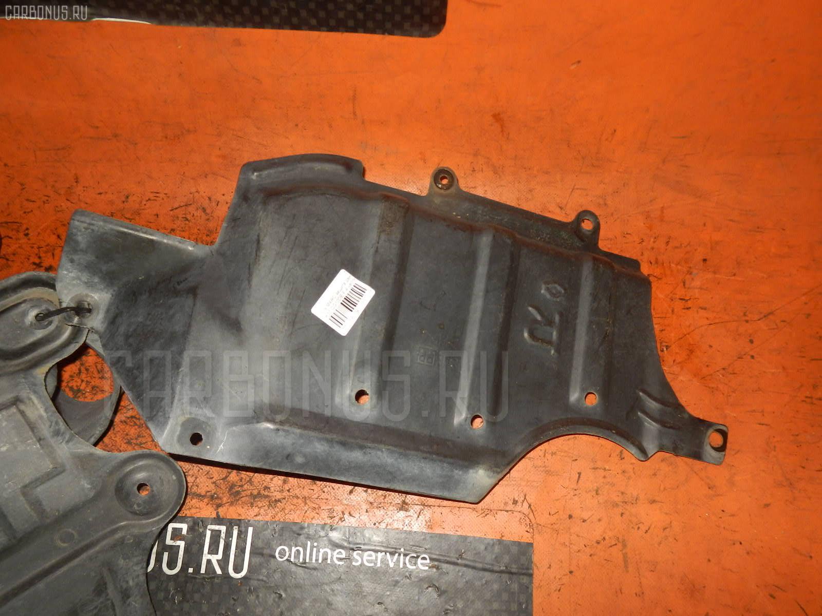 Защита двигателя NISSAN MARCH K11 CG10DE. Фото 5