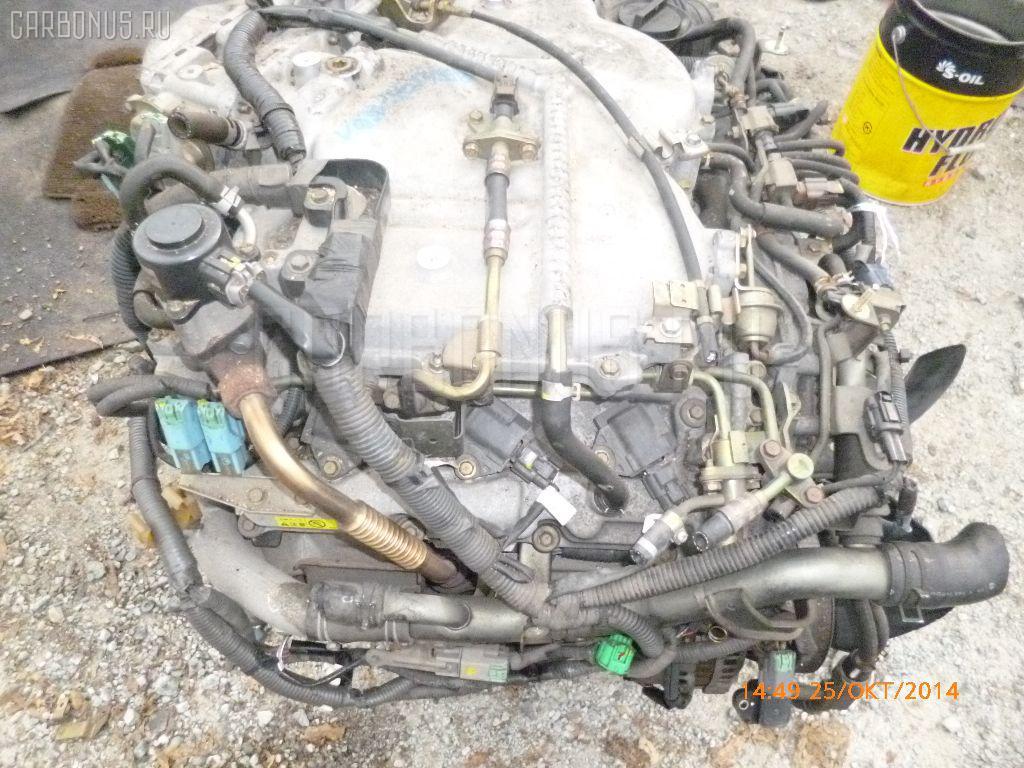 Двигатель NISSAN CEDRIC HY33 VQ30DE. Фото 5