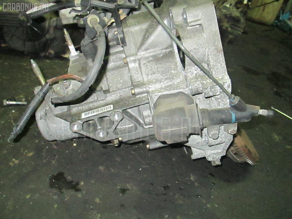 КПП механическая HONDA HR-V GH3 D16A Фото 2