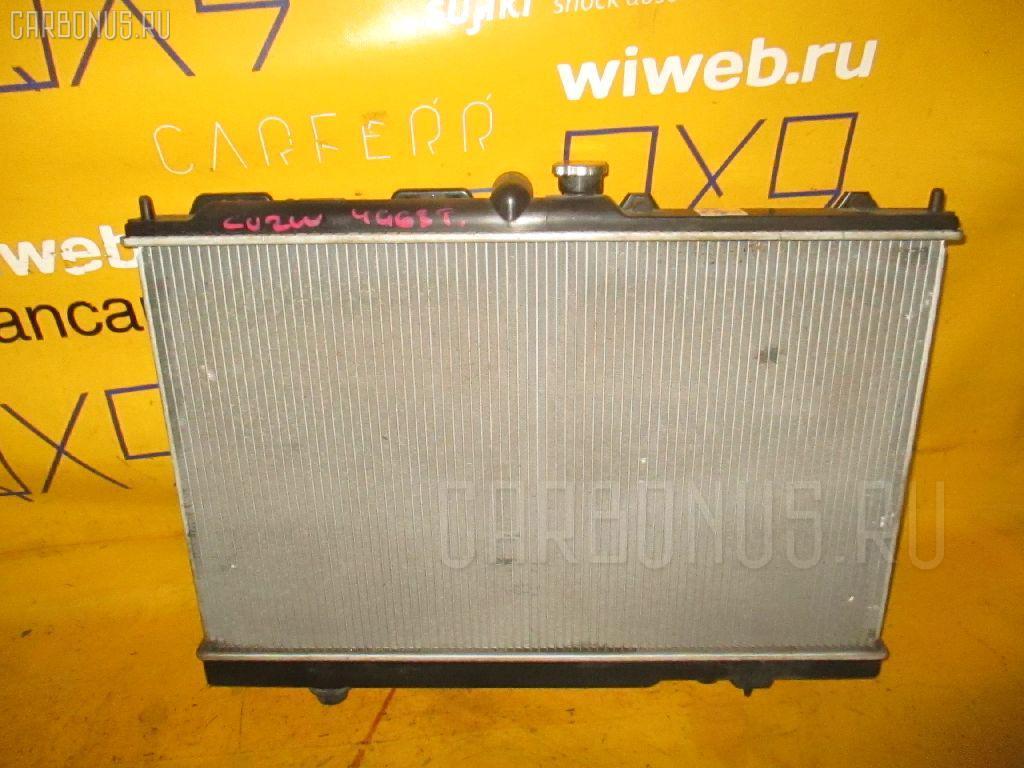 Радиатор ДВС MITSUBISHI AIRTREK CU2W 4G63T. Фото 8