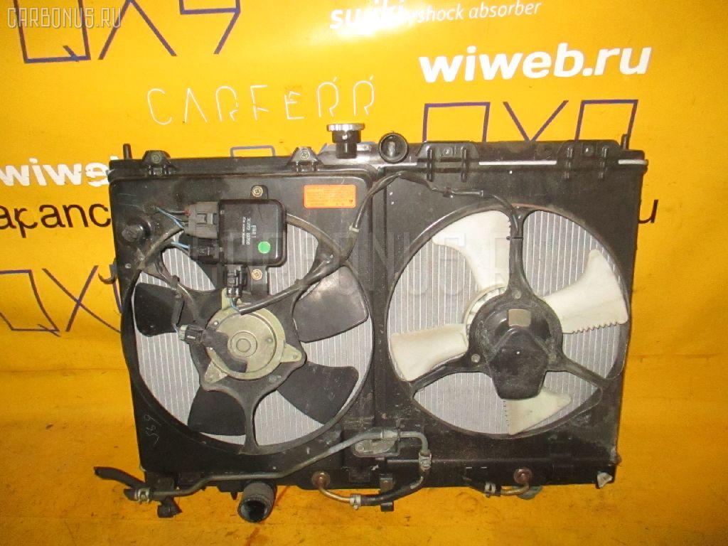 Радиатор ДВС MITSUBISHI AIRTREK CU2W 4G63T. Фото 9
