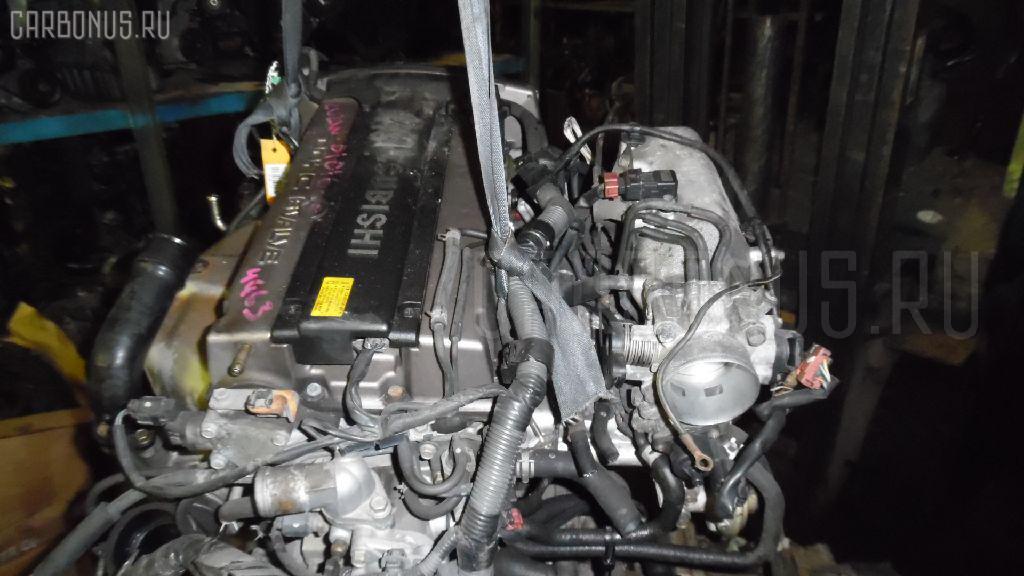 Двигатель MITSUBISHI AIRTREK CU2W 4G63T Фото 10
