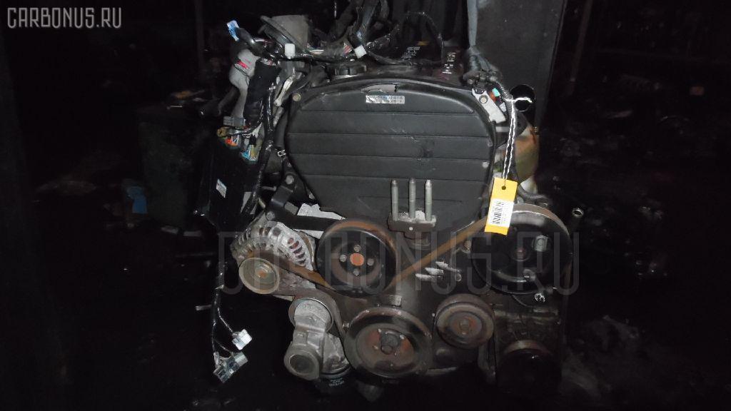 Двигатель Mitsubishi Airtrek CU2W 4G63T Фото 1