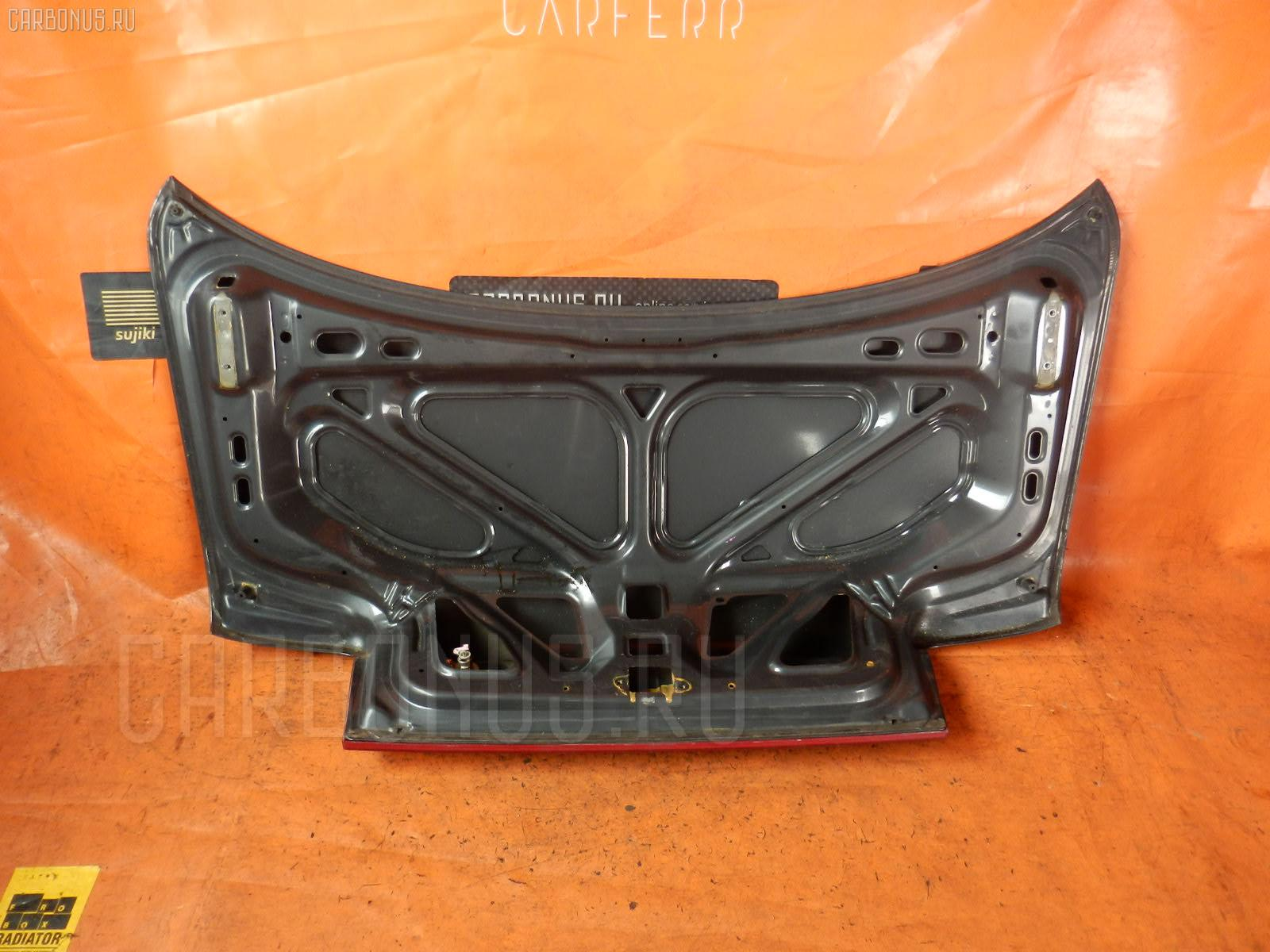 Крышка багажника TOYOTA CARINA AT191 Фото 3