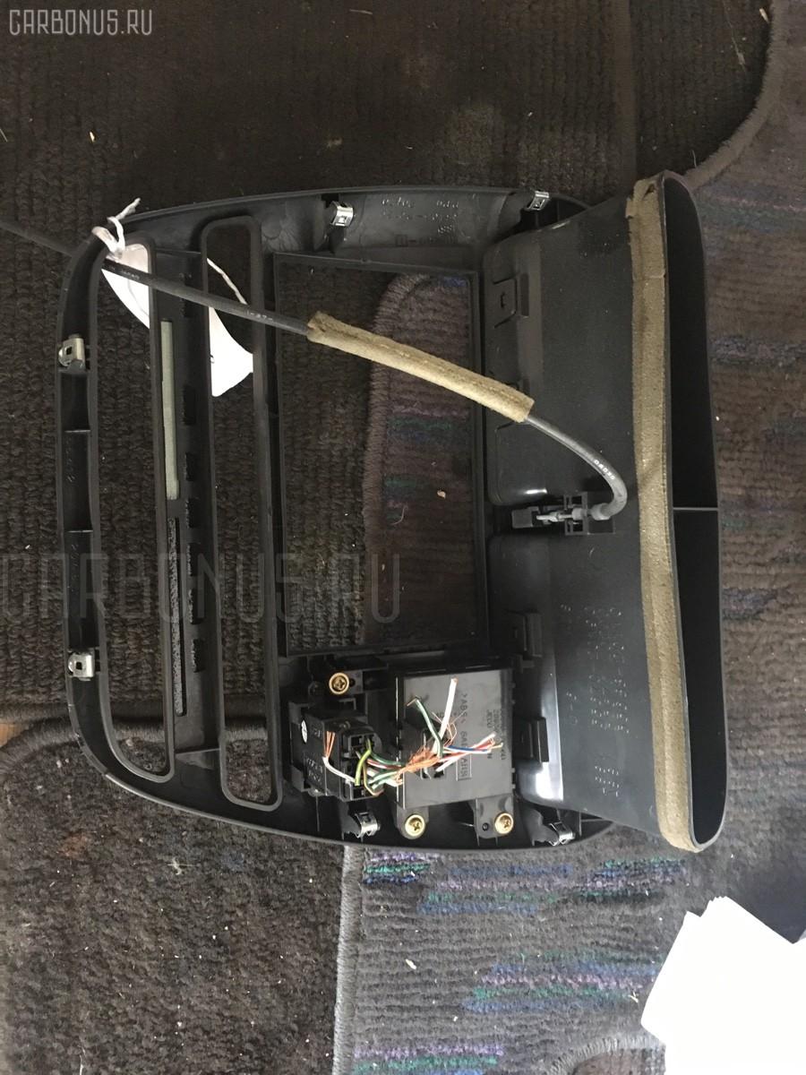 Консоль магнитофона Toyota Carina AT191 Фото 1