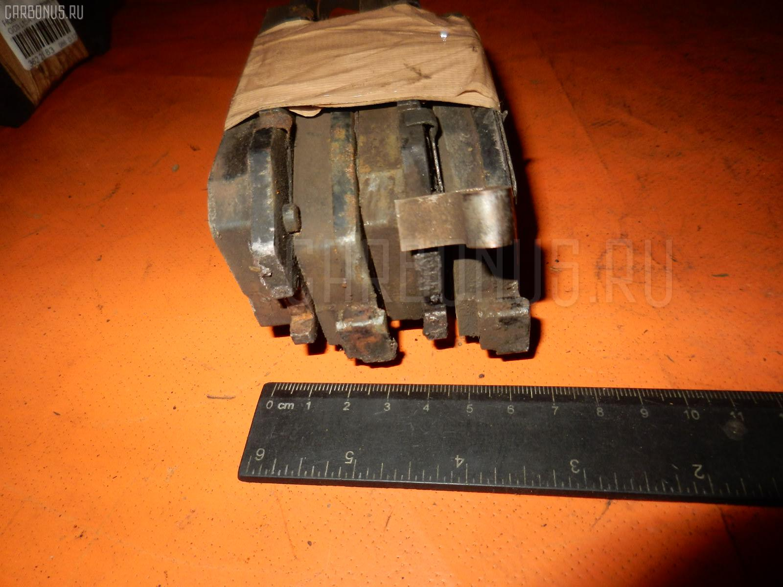 Тормозные колодки Toyota Lite ace YM60 2Y Фото 1