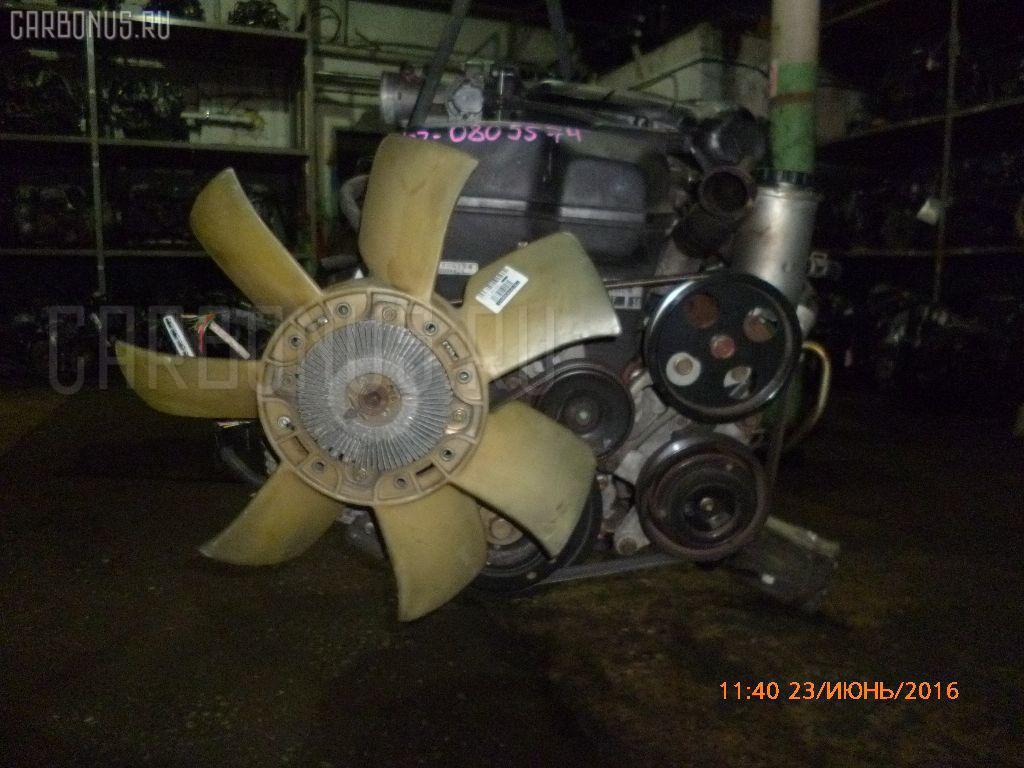 Двигатель TOYOTA CHASER JZX105 1JZ-GE. Фото 2