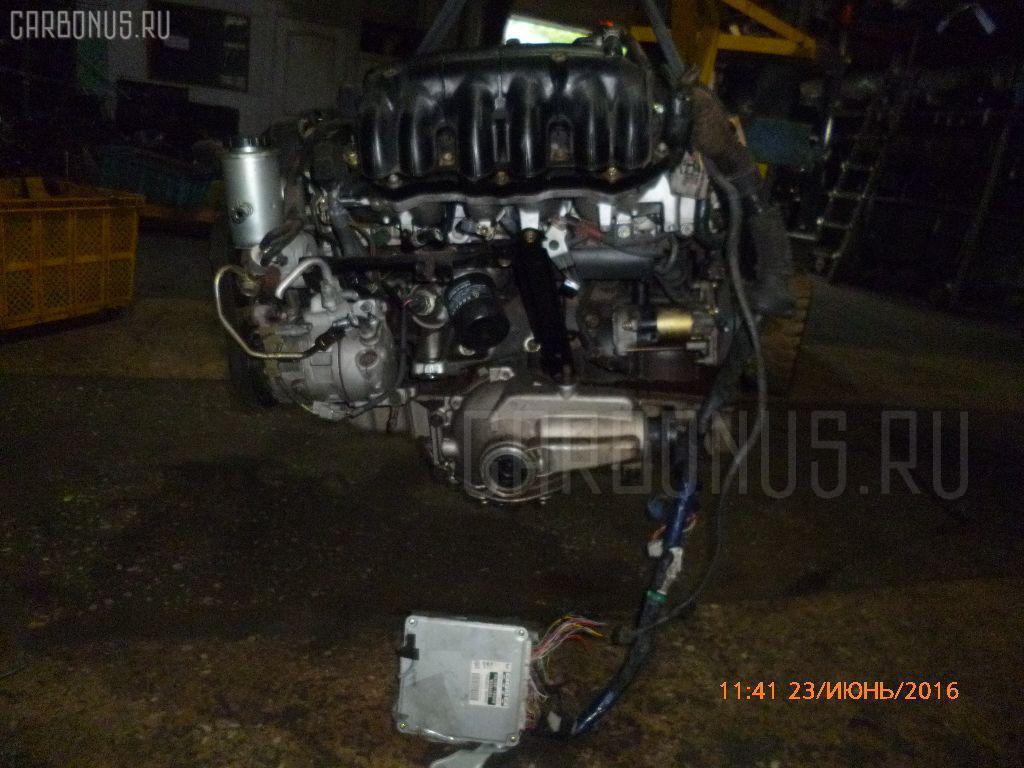 Двигатель TOYOTA CHASER JZX105 1JZ-GE. Фото 3