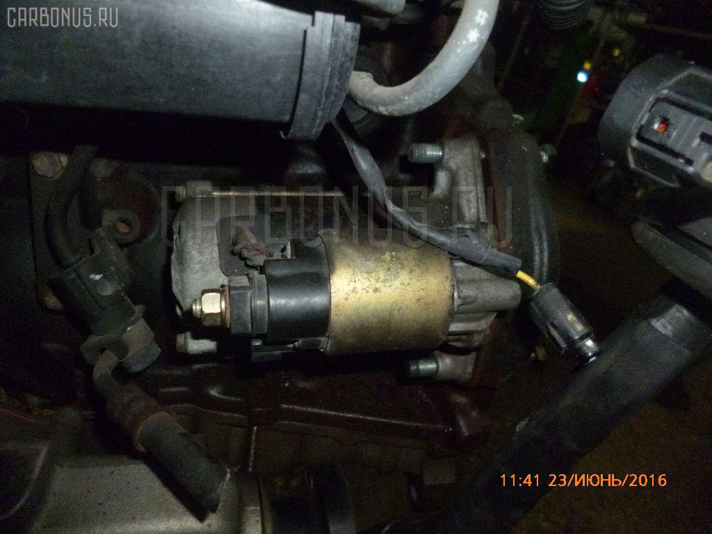 Двигатель TOYOTA CHASER JZX105 1JZ-GE. Фото 4