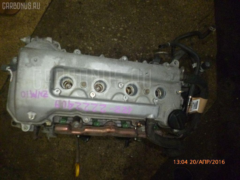 Двигатель TOYOTA ISIS ZNM10G 1ZZ-FE Фото 9