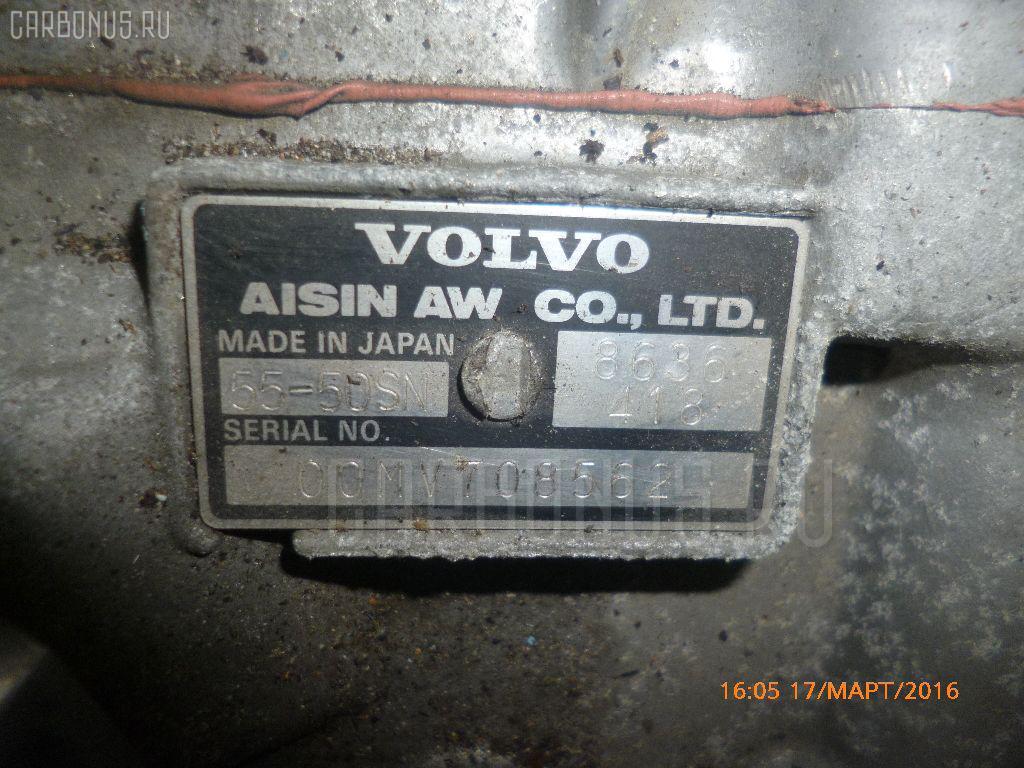 КПП автоматическая VOLVO V70 II SW B5244S2 Фото 7
