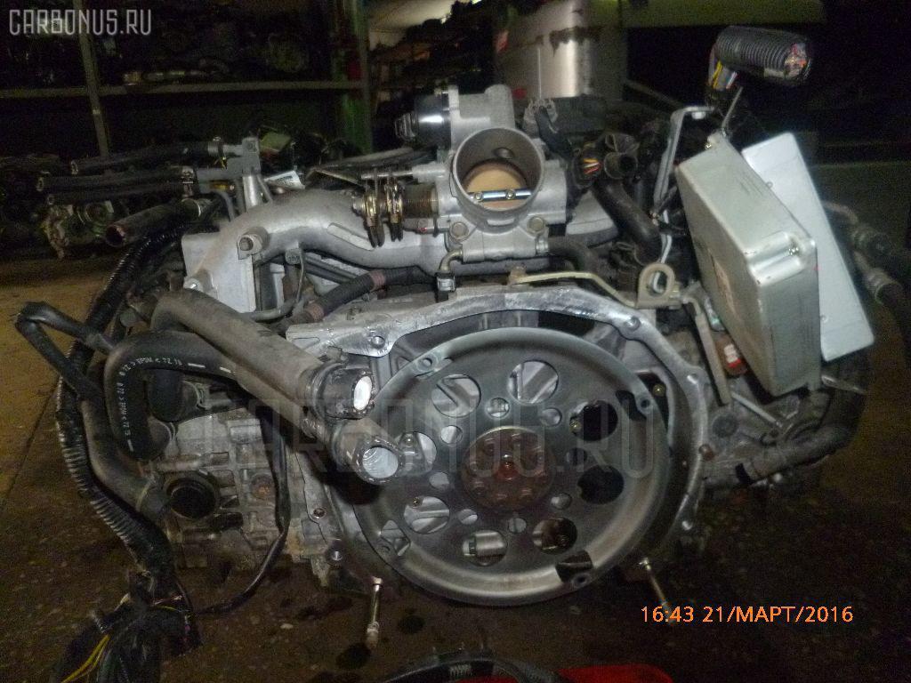 Двигатель SUBARU LEGACY WAGON BH5 EJ20 Фото 15