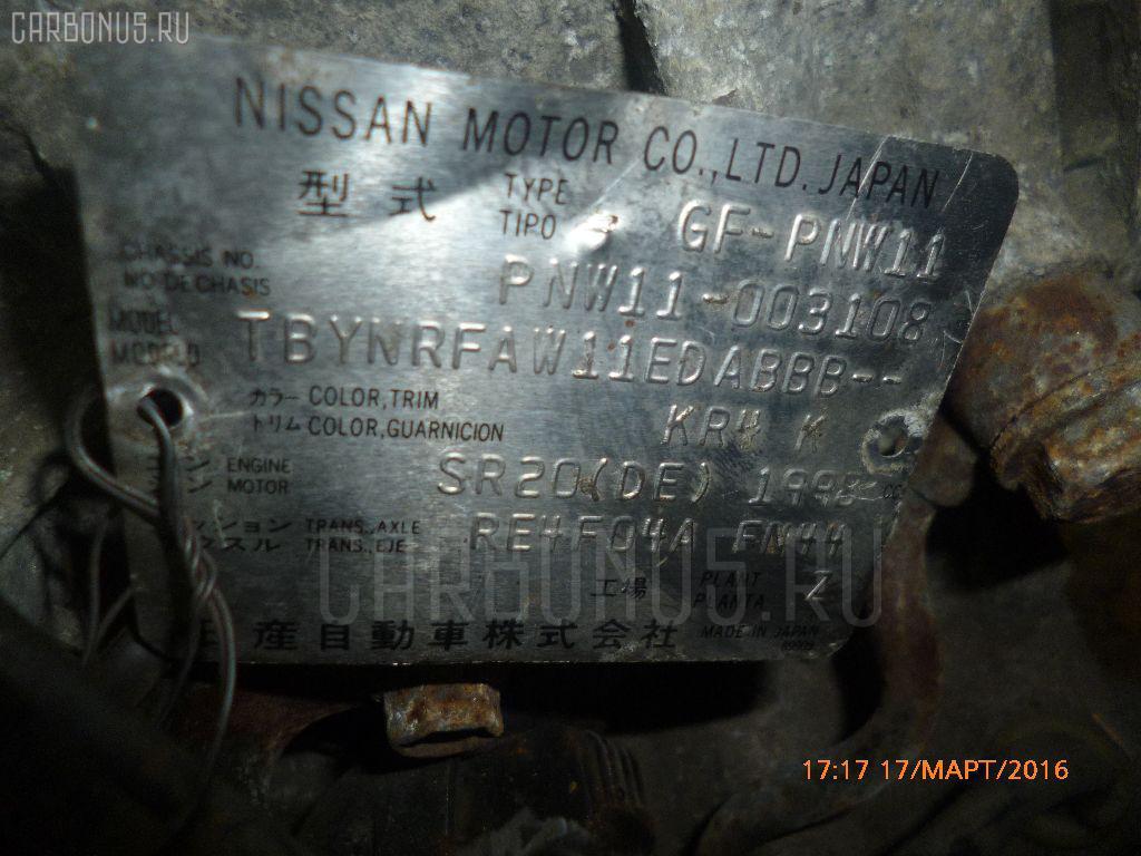 КПП автоматическая NISSAN AVENIR PNW11 SR20DE. Фото 2