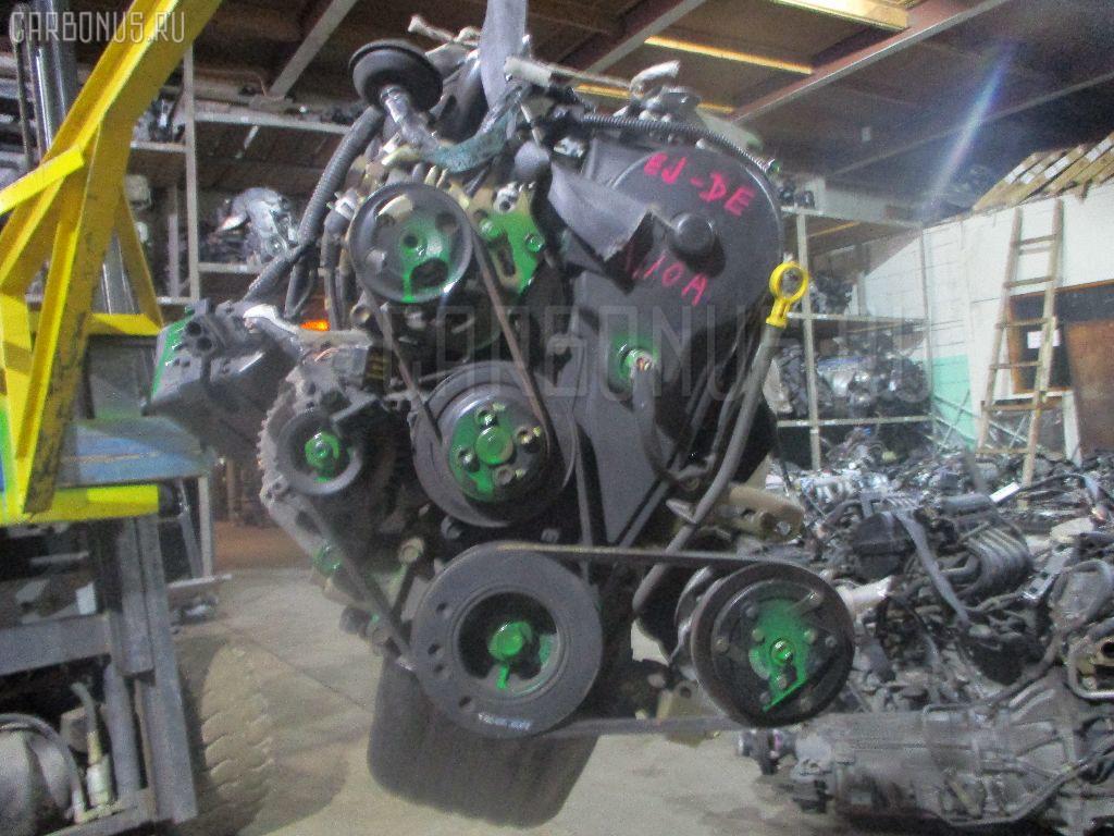 Двигатель Toyota Duet M110A EJ-DE Фото 1