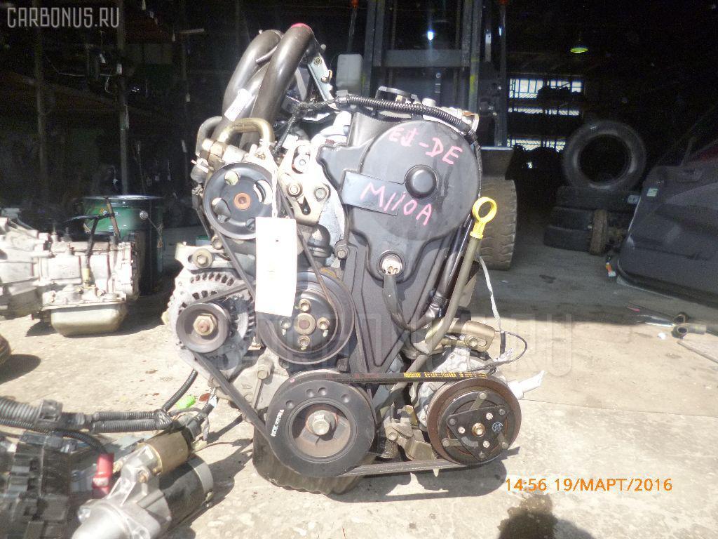 Двигатель TOYOTA DUET M110A EJ-DE Фото 7