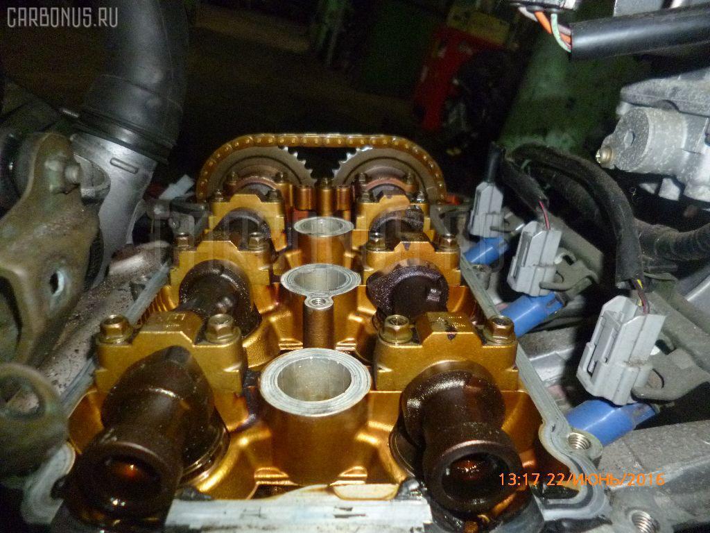 Двигатель SUZUKI KEI HN22S K6A-T. Фото 3
