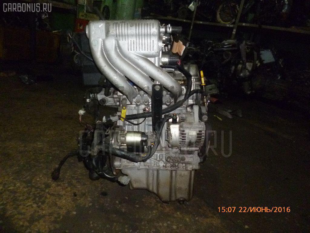 Двигатель SUZUKI KEI HN22S K6A-T. Фото 9