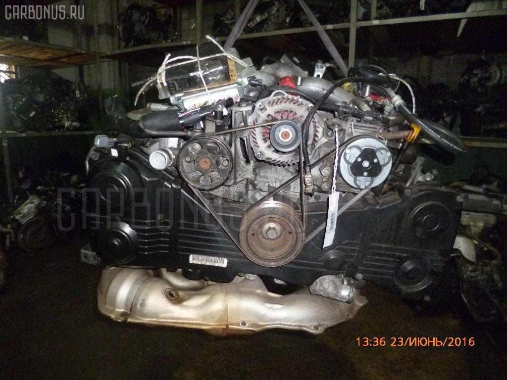 Двигатель SUBARU IMPREZA WAGON GH3 EL15. Фото 2