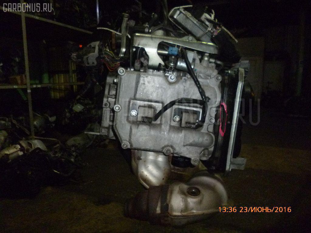 Двигатель SUBARU IMPREZA WAGON GH3 EL15. Фото 4