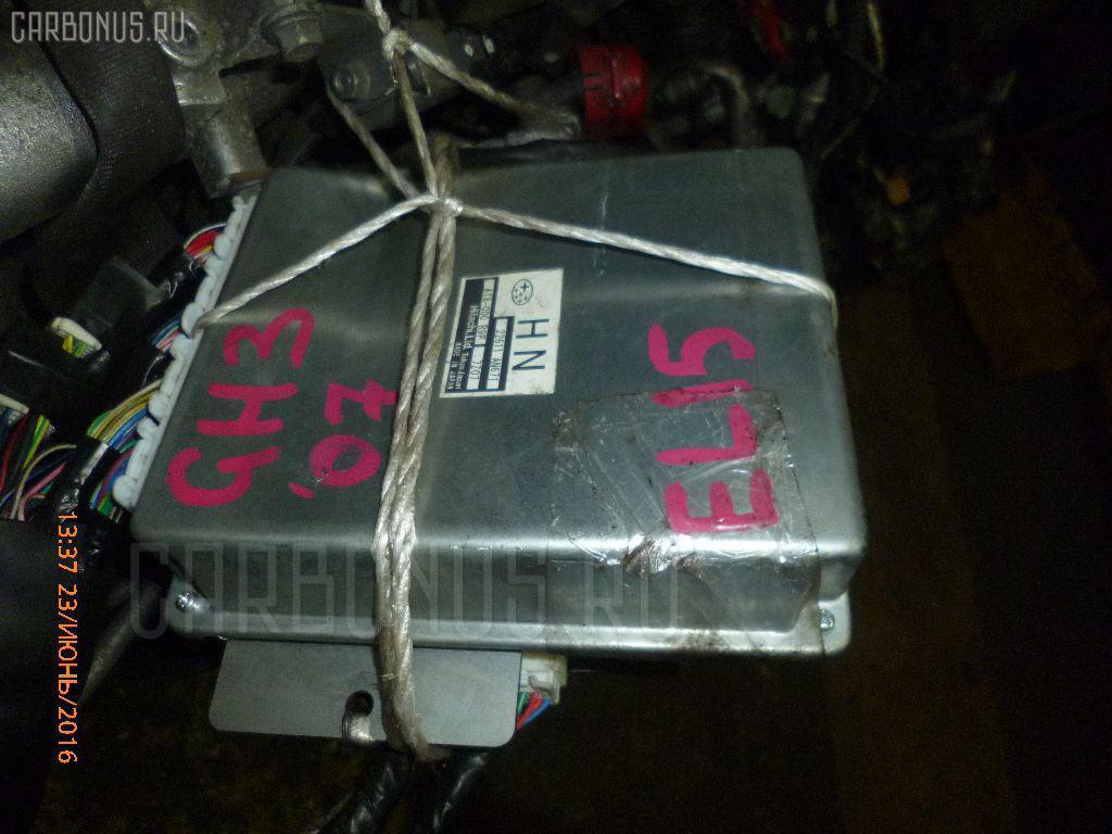 Двигатель SUBARU IMPREZA WAGON GH3 EL15. Фото 6
