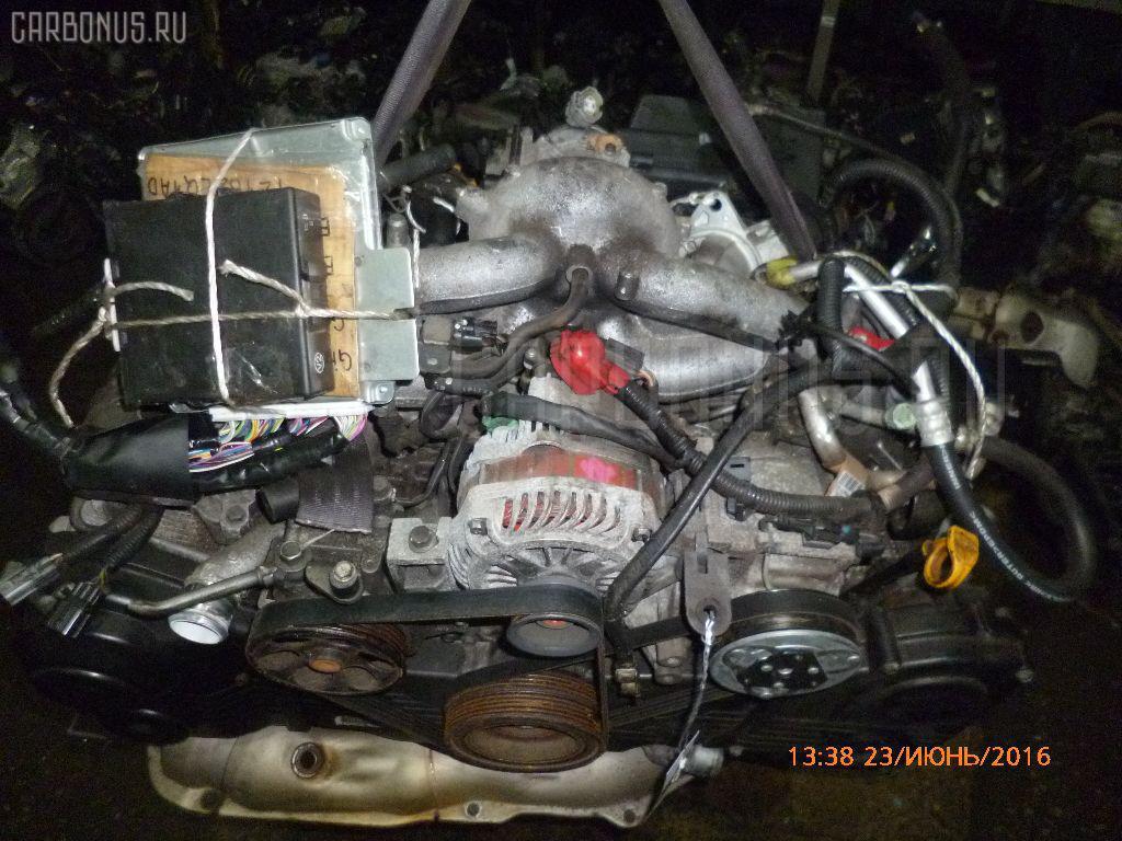 Двигатель SUBARU IMPREZA WAGON GH3 EL15. Фото 9