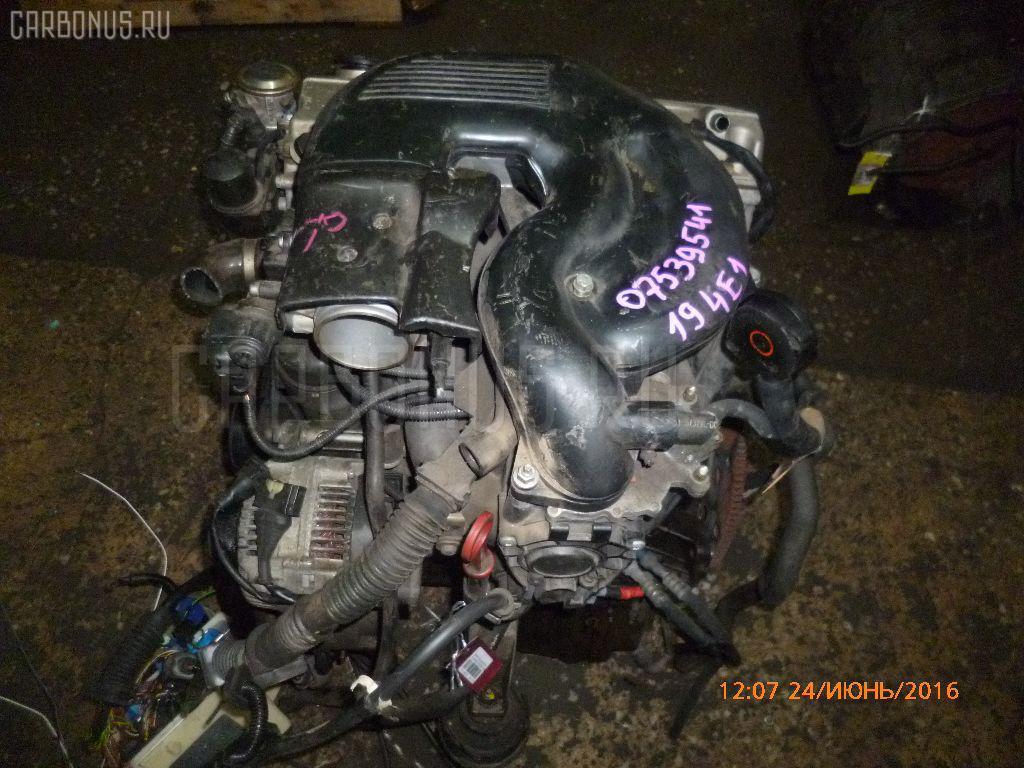 Двигатель BMW 3-SERIES E46-AN92 M43-194E1 Фото 11