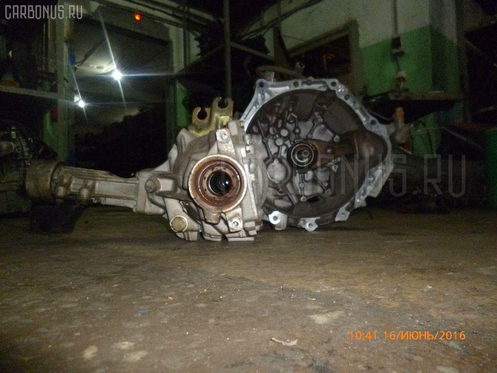 КПП механическая TOYOTA SUCCEED NCP55V 1NZ-FE Фото 2
