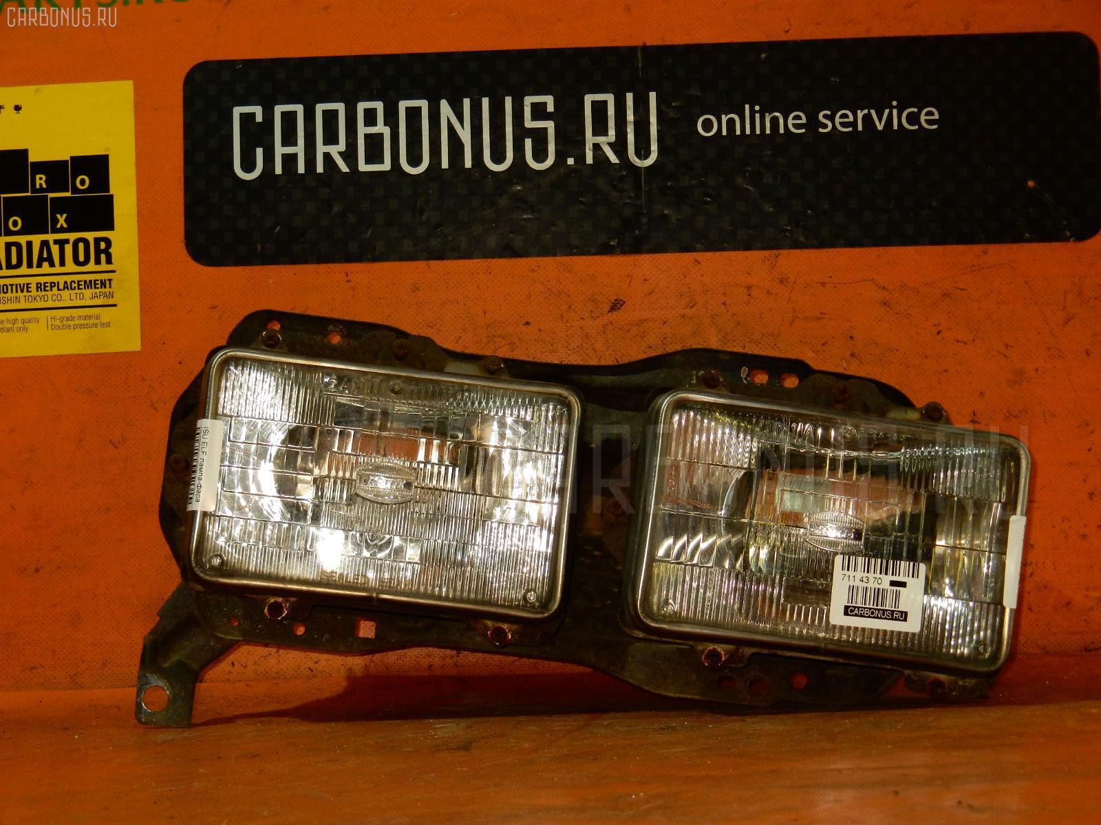 Лампа-фара ISUZU ELF NHR54C Фото 1