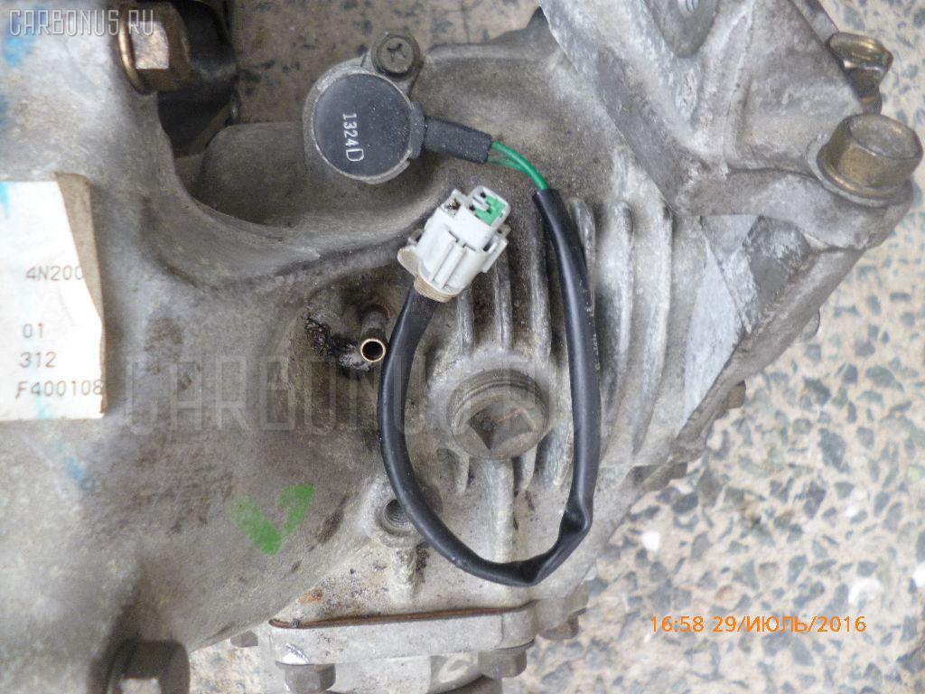КПП автоматическая NISSAN WINGROAD WHNY11 QG18DE Фото 9