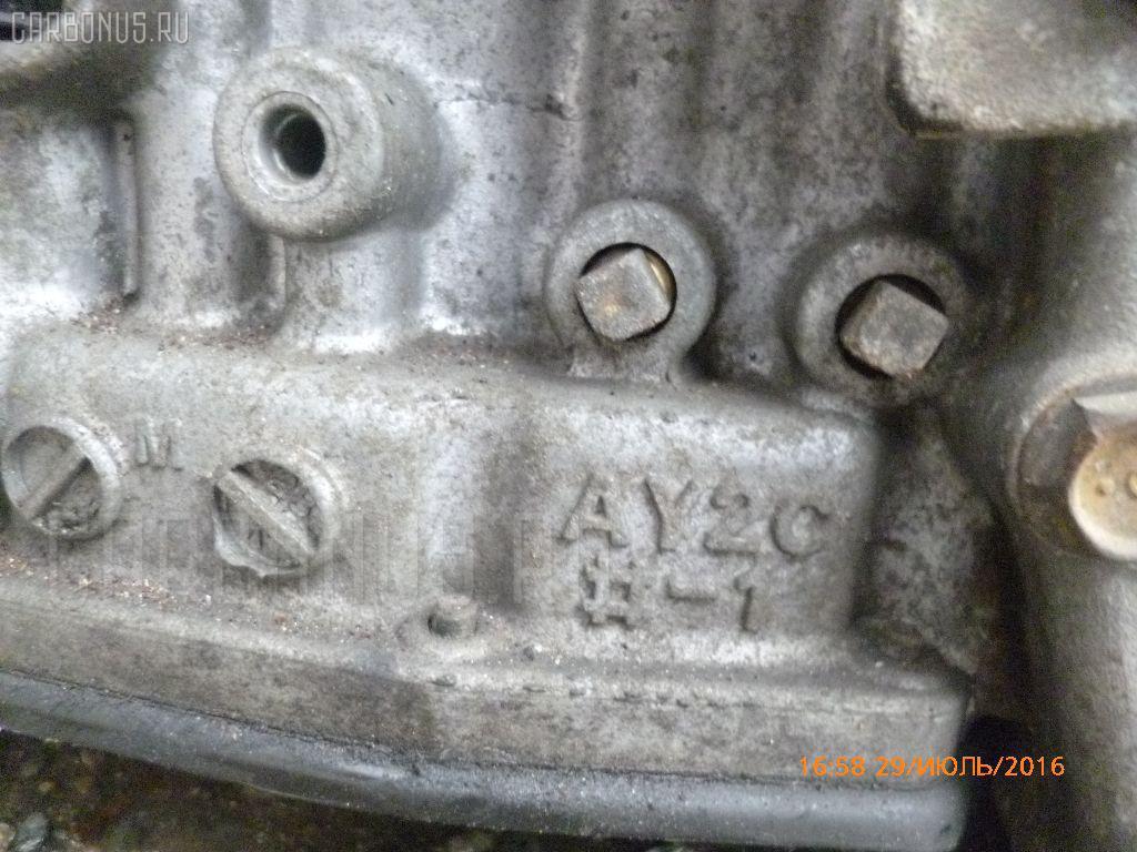 КПП автоматическая NISSAN WINGROAD WHNY11 QG18DE Фото 14