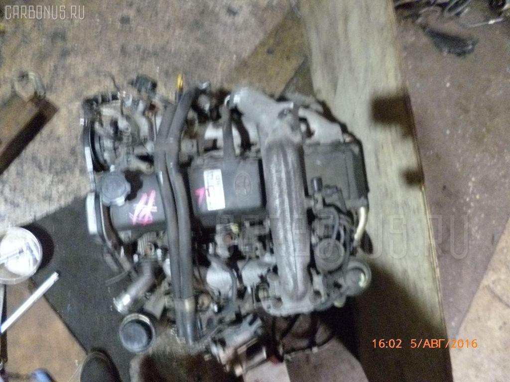 Двигатель TOYOTA GRANVIA KCH16W 1KZ-TE Фото 3