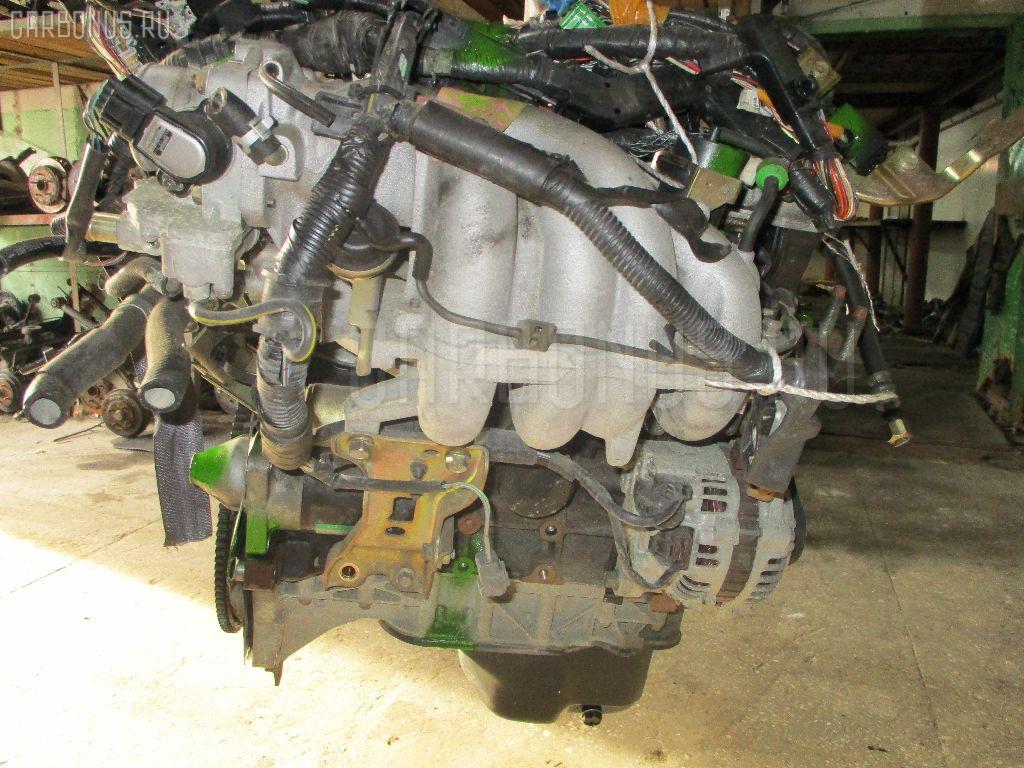 Двигатель MAZDA FAMILIA BHA6R B6-DE Фото 3