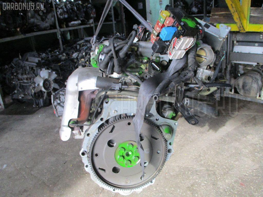 Двигатель MAZDA FAMILIA BHA6R B6-DE Фото 9