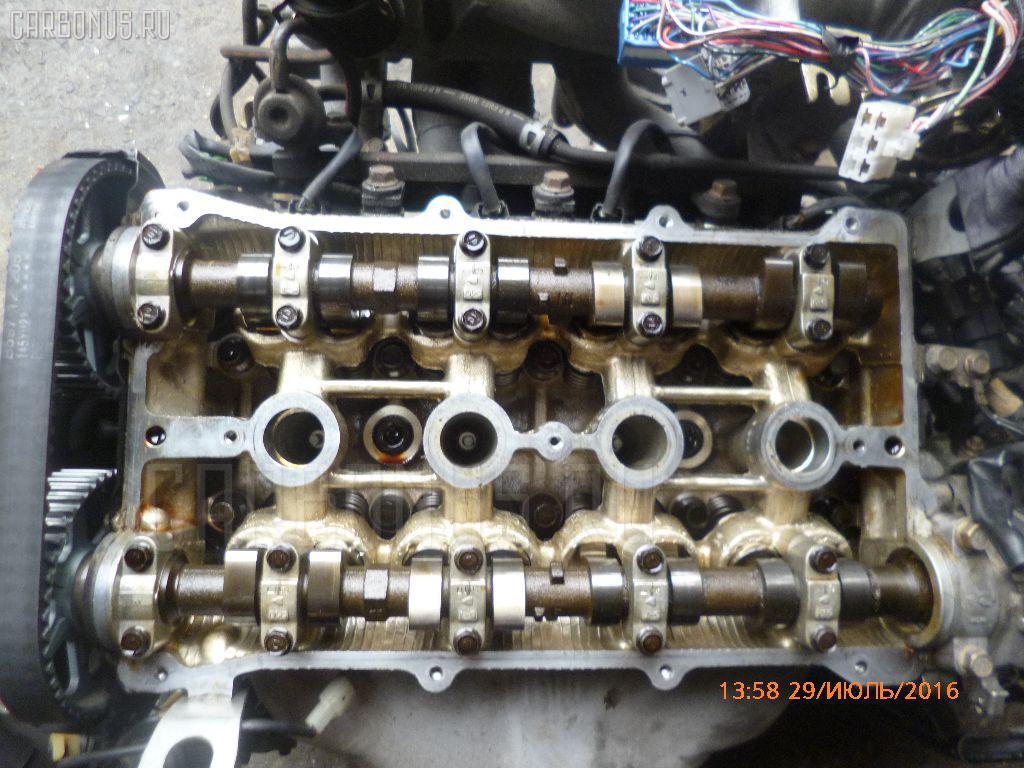 Двигатель MAZDA FAMILIA BHA6R B6-DE Фото 10