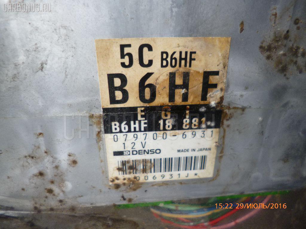 Двигатель MAZDA FAMILIA BHA6R B6-DE Фото 17