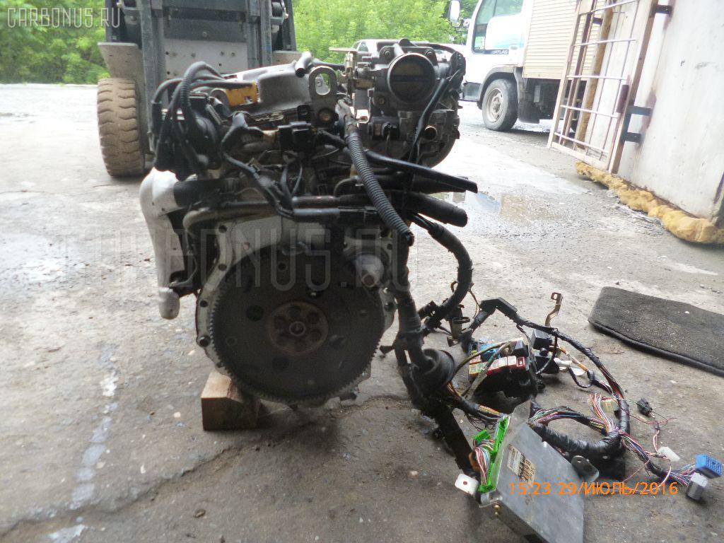 Двигатель MAZDA FAMILIA BHA6R B6-DE Фото 21