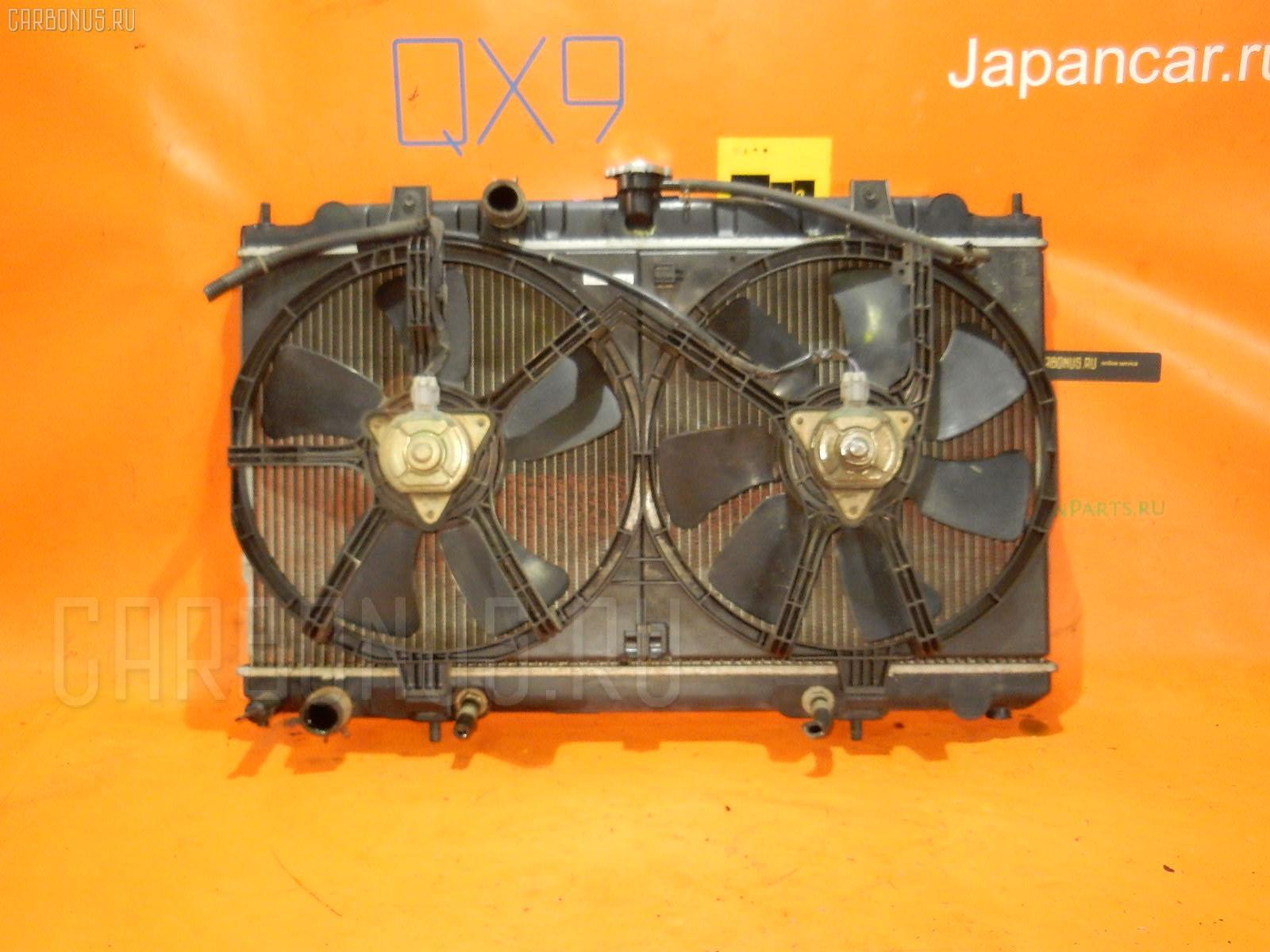 Радиатор ДВС Nissan Ad VHNY11 QG18DE Фото 1