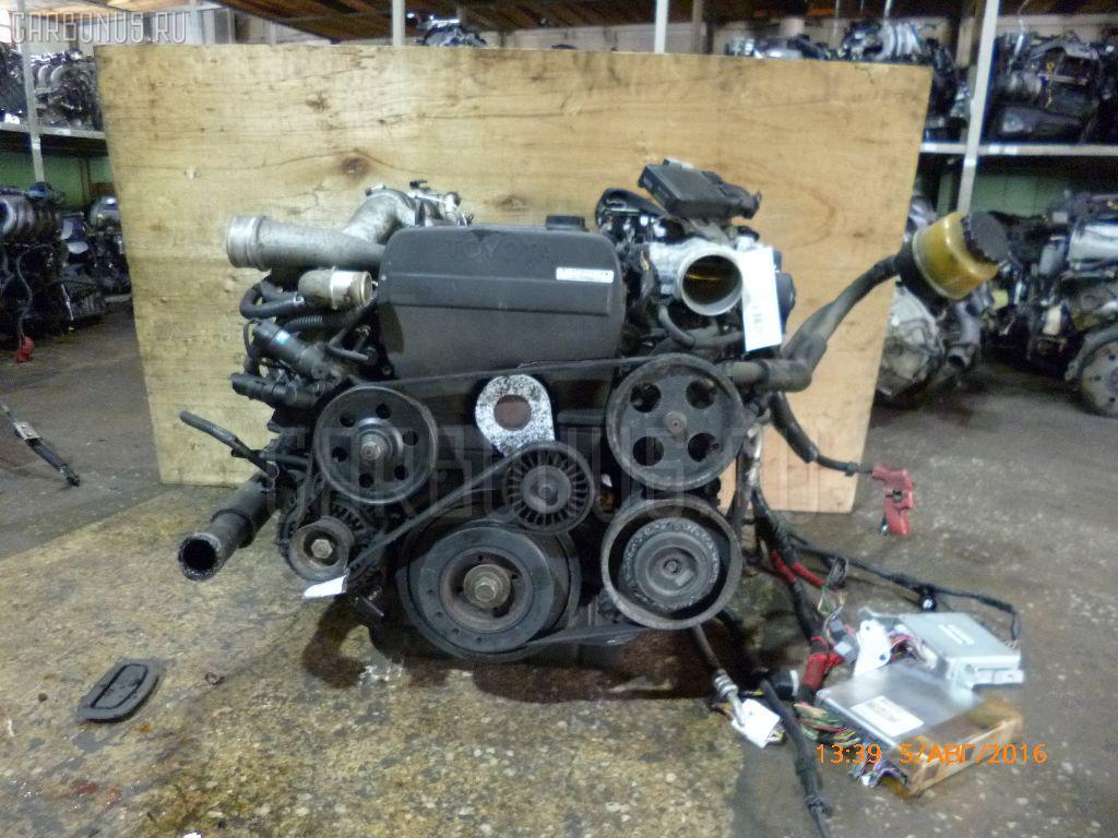 Двигатель TOYOTA CRESTA JZX90 1JZ-GTE Фото 6