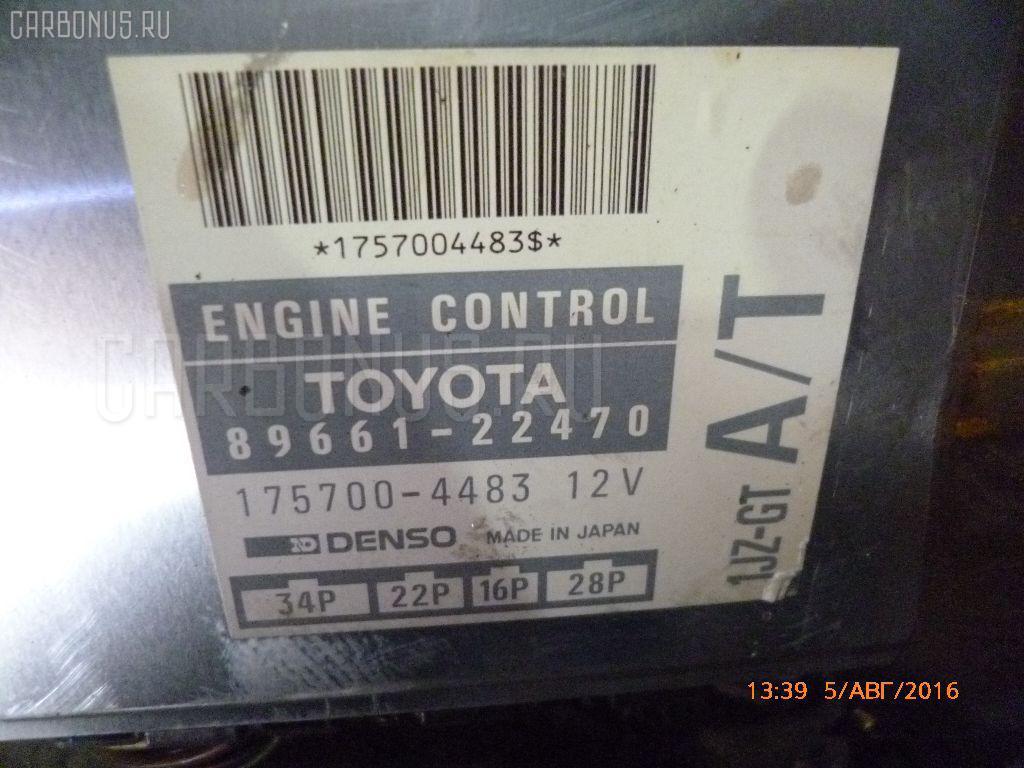Двигатель TOYOTA CRESTA JZX90 1JZ-GTE Фото 9