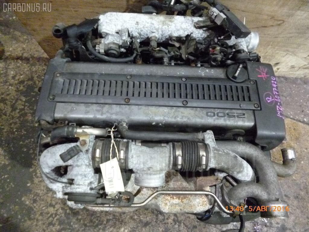 Двигатель TOYOTA CRESTA JZX90 1JZ-GTE Фото 14