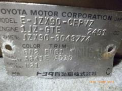 Двигатель TOYOTA CRESTA JZX90 1JZ-GTE Фото 7