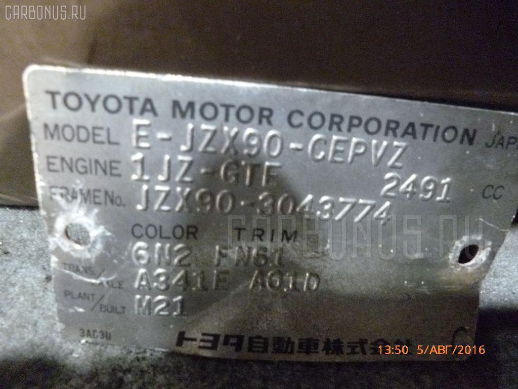 КПП автоматическая TOYOTA CRESTA JZX90 1JZ-GTE Фото 2