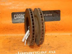 Тормозной диск TOYOTA CRESTA JZX90 1JZ-GTE Фото 2