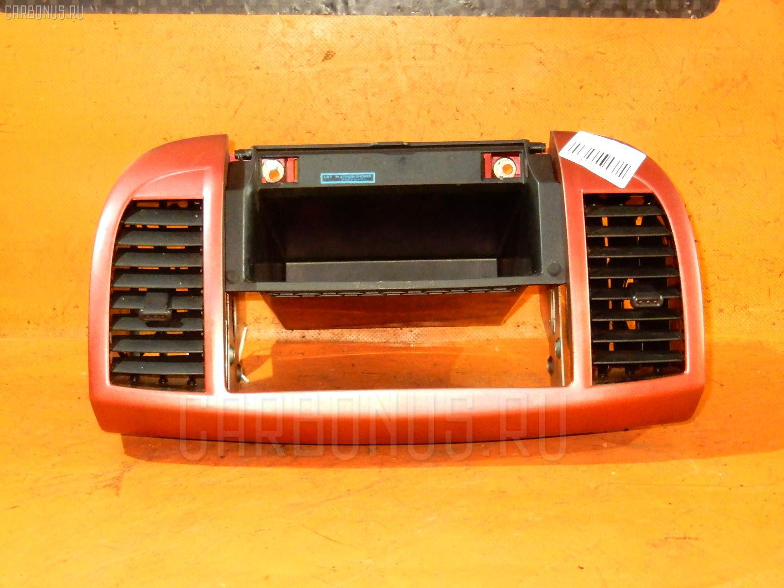 Консоль магнитофона NISSAN MARCH BK12 Фото 1